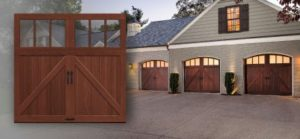 Clopay RESERVE® WOOD collection